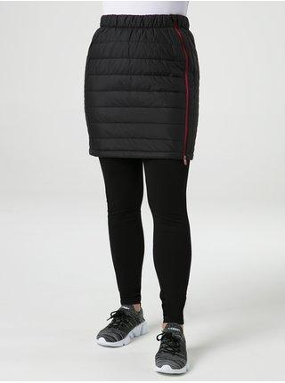 Černá dámská prošívaná zimní sukně LOAP Irmana