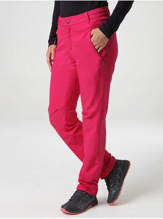 Nohavice a kraťasy pre ženy LOAP - tmavoružová