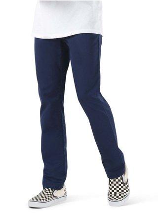 Voľnočasové nohavice pre mužov VANS - modrá