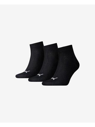 Ponožky Puma - čierna