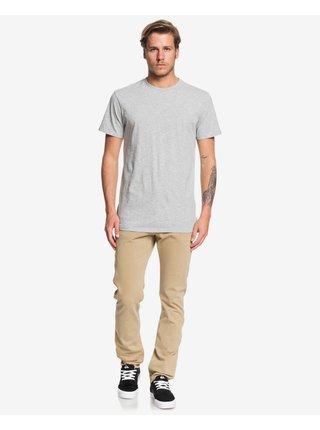 Voľnočasové nohavice pre mužov Quiksilver - béžová