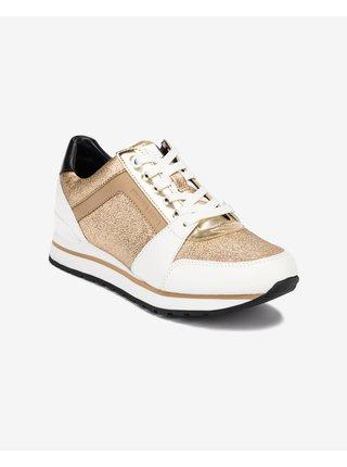 Tenisky pre ženy Michael Kors - biela, zlatá