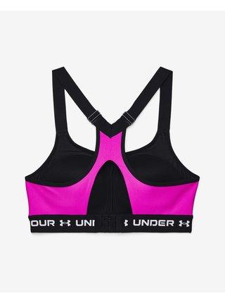 Podprsenky pre ženy Under Armour - ružová