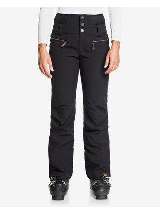 Nohavice a kraťasy pre ženy Roxy - čierna
