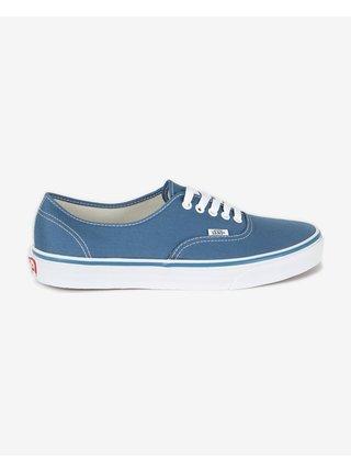 Modré pánské boty VANS Authentic