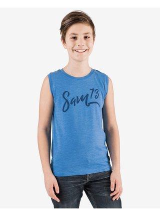 SAM 73 - modrá