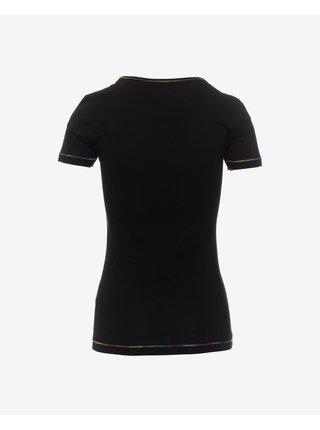 Tričká s krátkym rukávom pre ženy SAM 73 - čierna