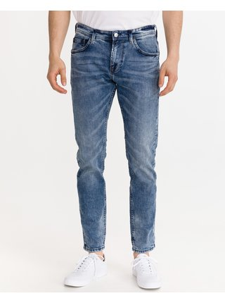 Slim fit pre mužov Tom Tailor Denim - modrá