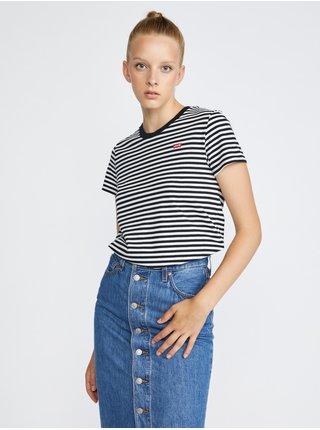 Tričká s krátkym rukávom pre ženy Levi's® - modrá