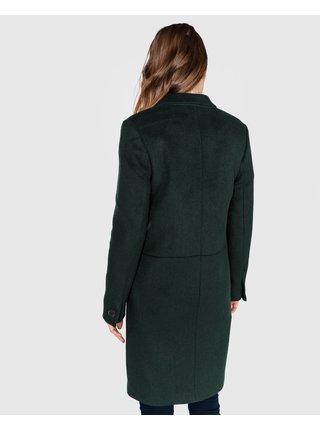 Kabáty pre ženy SELECTED - zelená