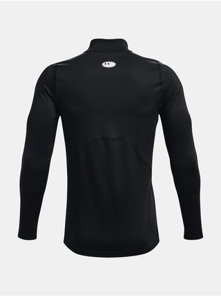 Tričko Under Armour CG Armour Fitted Mock-BLK