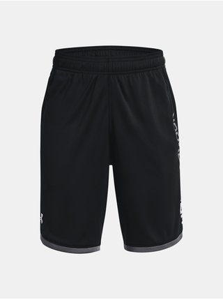 Kraťasy Under Armour Stunt 3.0 Shorts-BLK