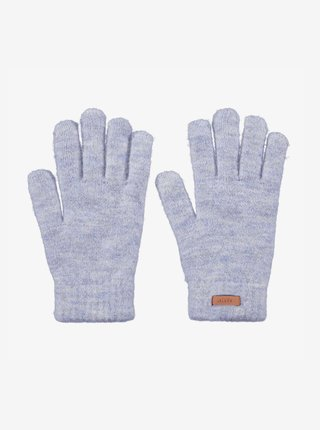 Světle modré dámské rukavice BARTS