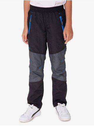 Šedo-černé klučičí kalhoty SAM 73 Sholto