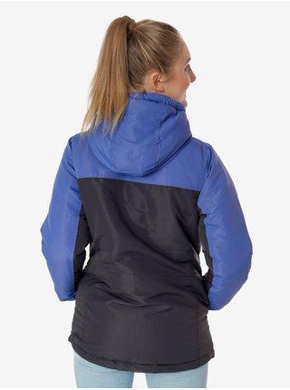 Tmavě modrá dámská zimní bunda SAM 73