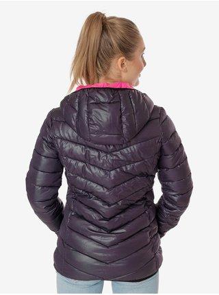 Černá dámská prošívaná bunda SAM 73 Evelyn