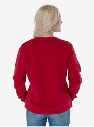 Červená dámská mikina SAM 73 Lorelai
