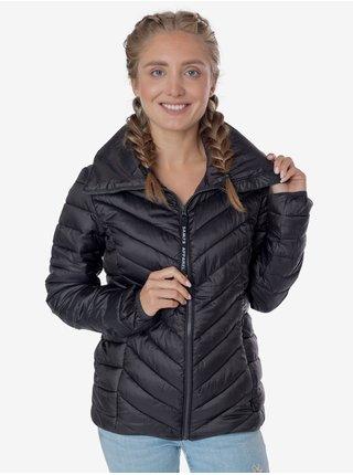 Černá dámská prošívaná bunda SAM 73 Isabella