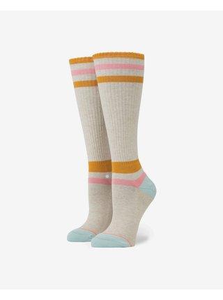 Ponožky pre ženy Stance - béžová