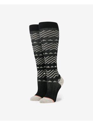 Ponožky pre ženy Stance - čierna, béžová