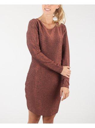 Spoločenské šaty pre ženy Superdry - červená