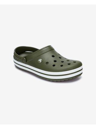 Papuče, žabky pre ženy Crocs - zelená