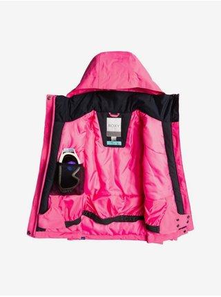 Športové bundy pre ženy Roxy - ružová
