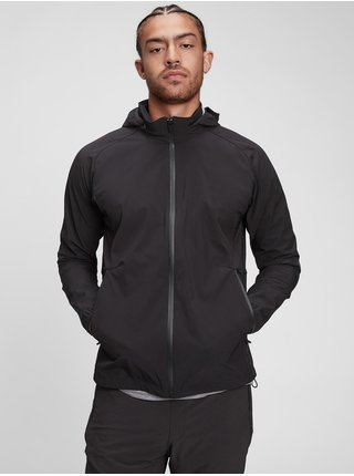 Černá pánská bunda active jacket GAP