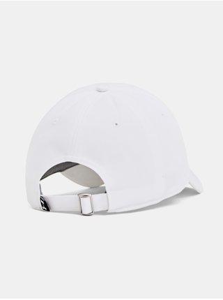 Kšiltovka Under Armour Branded Hat-WHT
