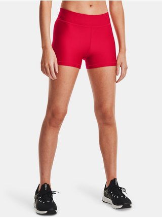 Kraťasy Under Armour HG Armour Mid Rise Shorty-RED