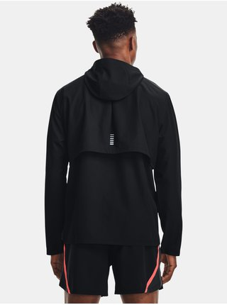 Bunda Under Armour UA STORM Run Hooded Jacket-BLK