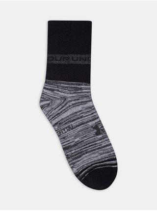 Ponožky Under Armour UA Essential Hi Lo 2Pk-BLK
