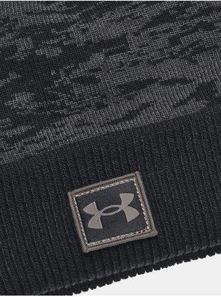 Čepice Under Armour UA Graphic Knit Beanie-BLK