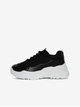 Černé dámské boty SAM 73 Smita