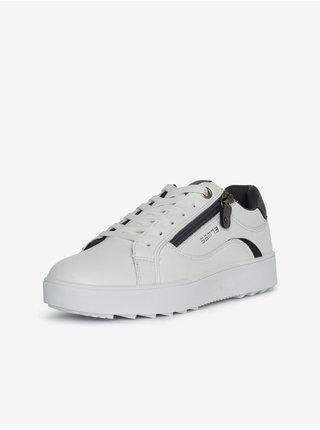 Čierno-biele dámske topánky SAM 73 Celine