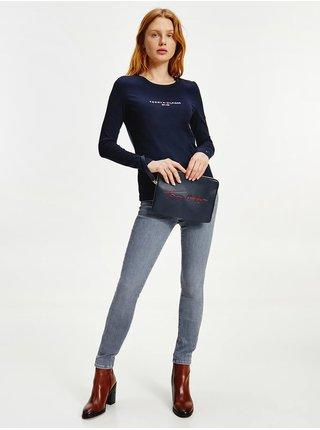 Tmavě modré tričko Tommy Hilfiger