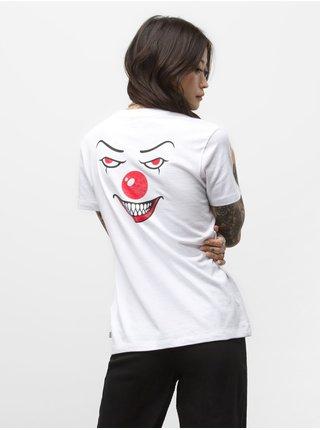 Bílé dámské tričko s potiskem VANS IT