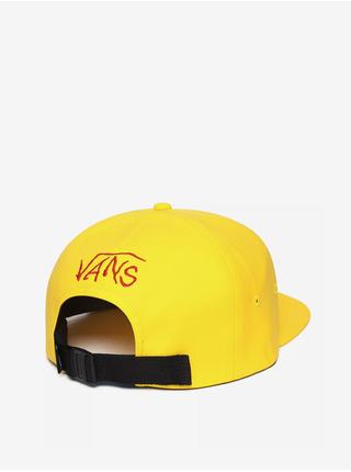 Žlutá pánská kšiltovka s potiskem VANS IT