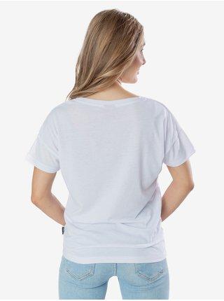 Tričká s krátkym rukávom pre ženy SAM 73 - biela