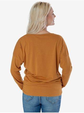 Móda pre plnoštíhle pre ženy SAM 73 - oranžová