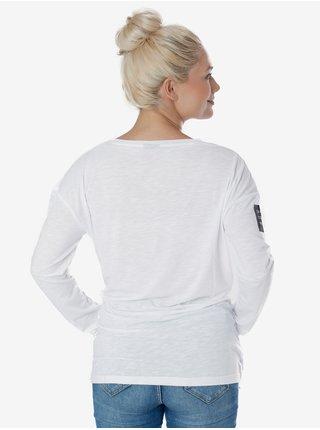 Móda pre plnoštíhle pre ženy SAM 73 - biela