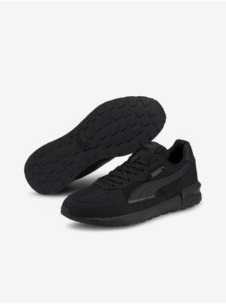 Černé pánské boty Puma Graviton