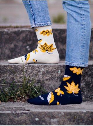 Ponožky pre ženy Fusakle - biela, čierna