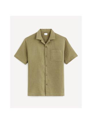 Košile Vagaufre Celio