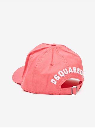 Čiapky, čelenky, klobúky pre ženy DSQUARED2 - ružová