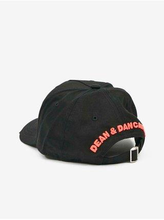 Čiapky, čelenky, klobúky pre ženy DSQUARED2 - čierna