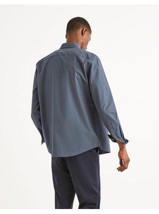 Bavlněná košile Taventy Celio