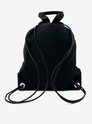 Bielo-čierny batoh KARL LAGERFELD