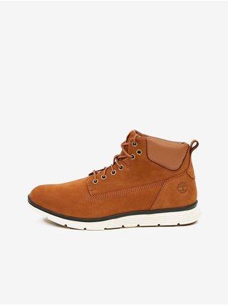 Hnědé pánské kotníkové kožené boty Timberland Killington Chukka