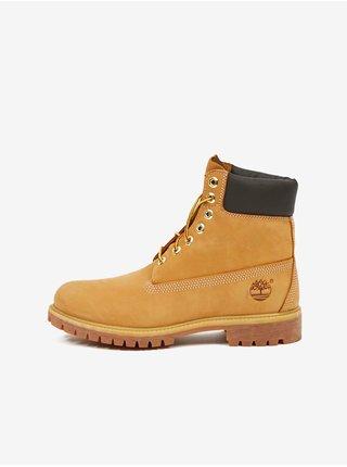 Topánky pre mužov Timberland - svetlohnedá